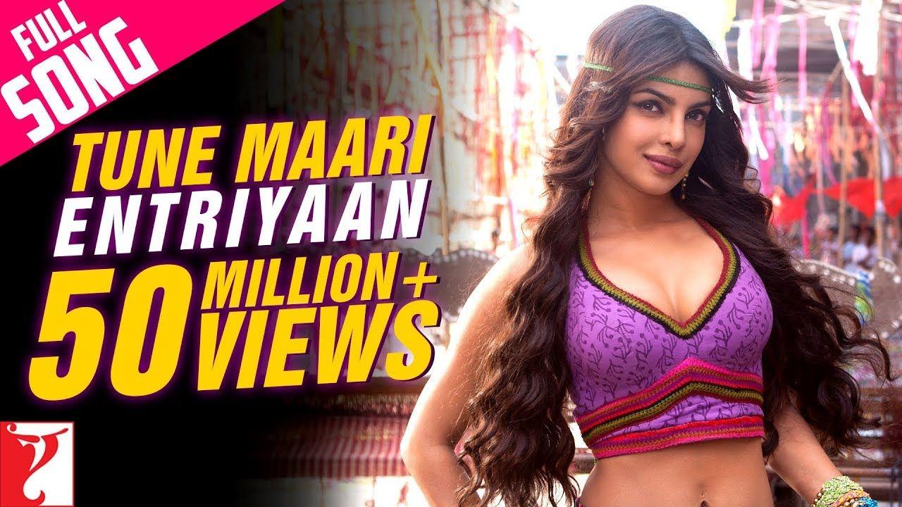 Tune Maari Entriyaan Full Son… Bollywood songs, New