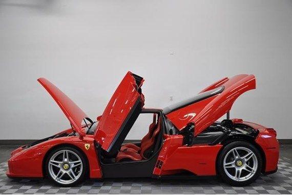 Ferrari Enzo For Sale Dupont Registry Ferrari Enzo Ferrari Super Cars