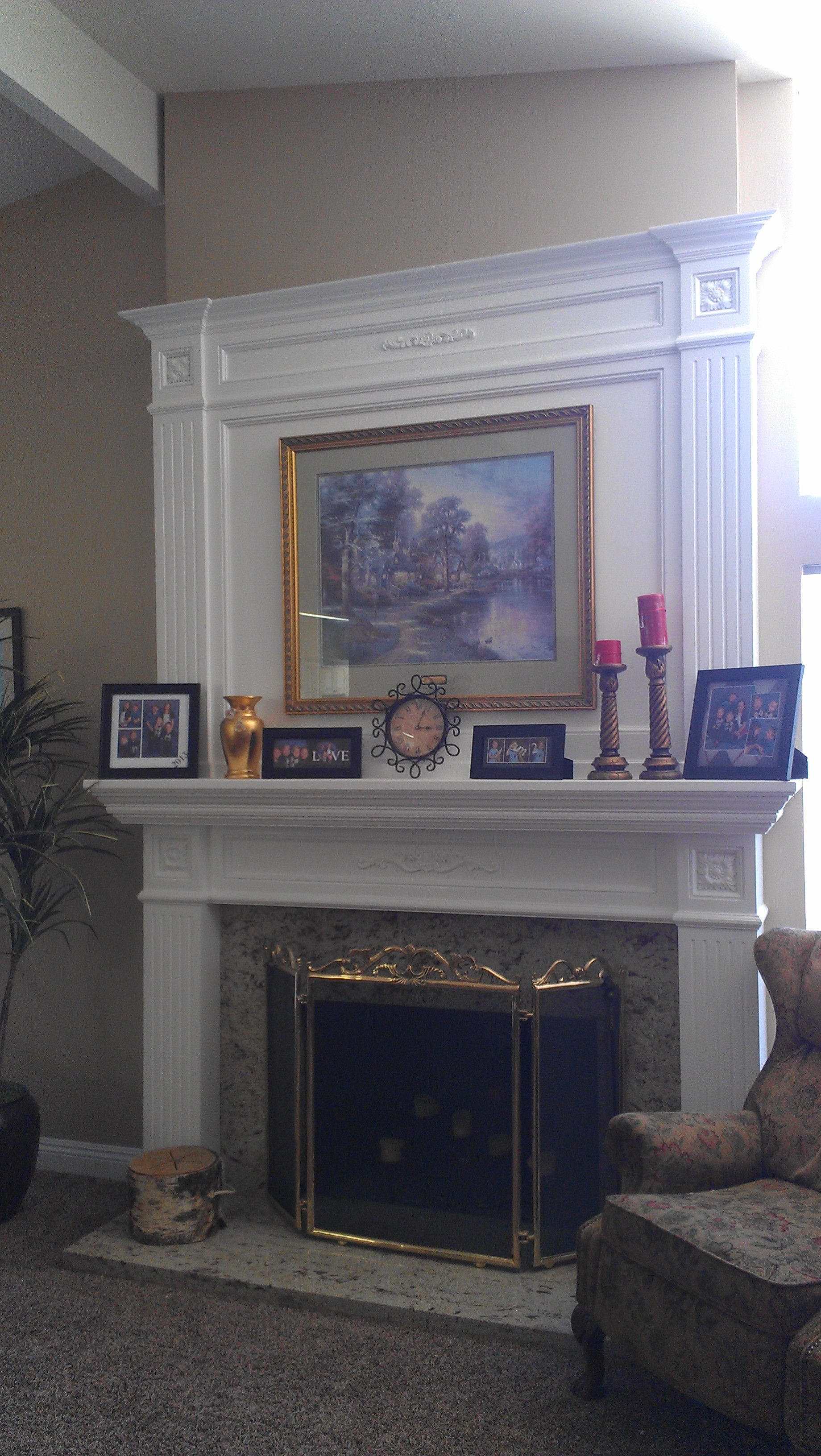 Custom Mantel By Themantelguy Com Call For Quote 310 977 3218 Indoor Fireplace Fireplace Mantels Fireplace