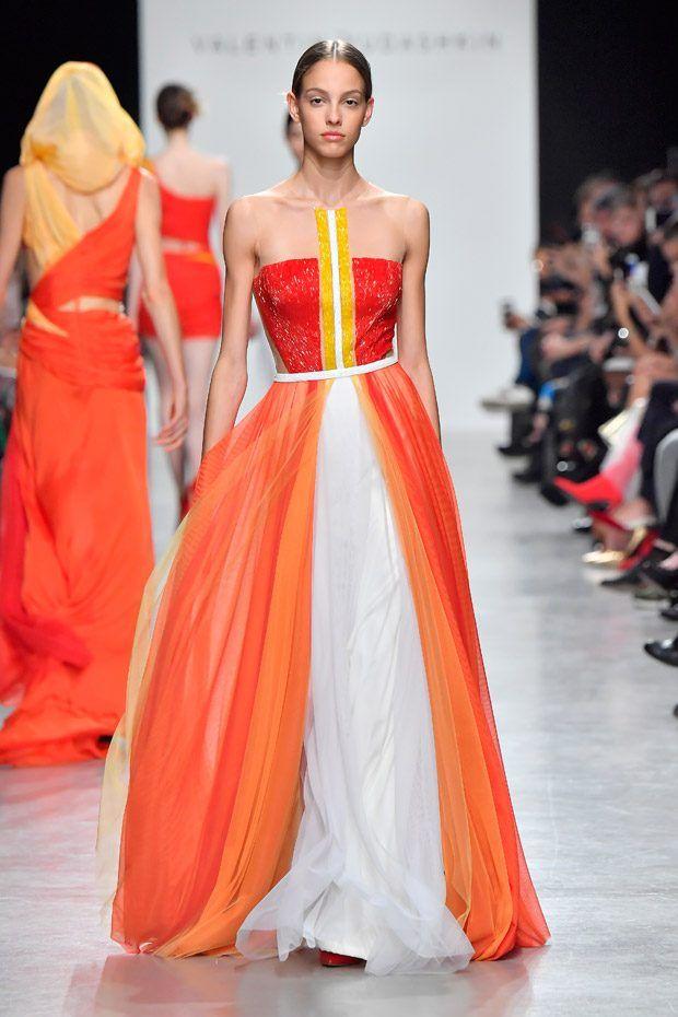 f986b772845d PFW  Valentin Yudashkin Spring Summer 2018 Womenswear Collection ...