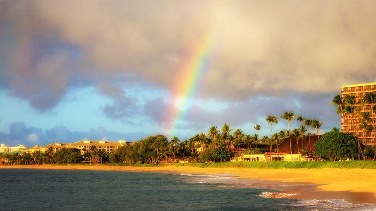 Maui Resort Hotel Royal Lahaina On Kaanapali Beach Hawaii