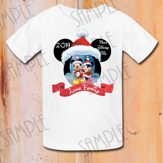 Disney Family Vacation shirts Disney Minnie by Fantasyprintables