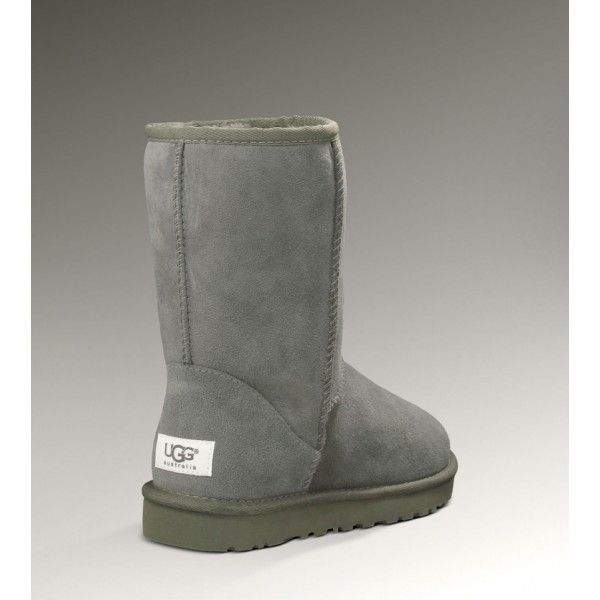 The Classic Short is UGG® Australia's most popular women's sheepskin boot!  The Classic Short