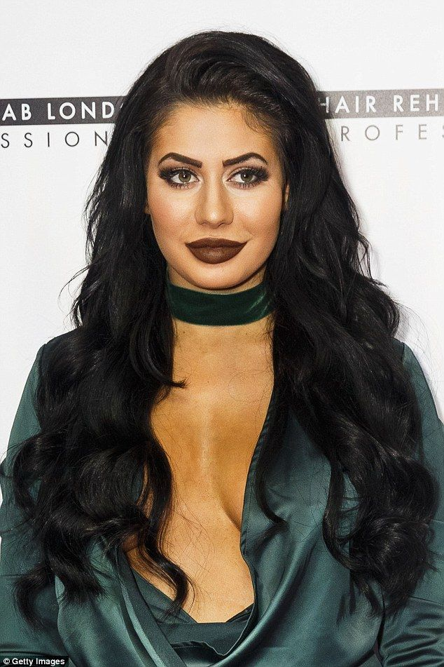Addicted   Chloe Ferry has insisted she will  never stop  having surgery  on her face and . b25afa435e