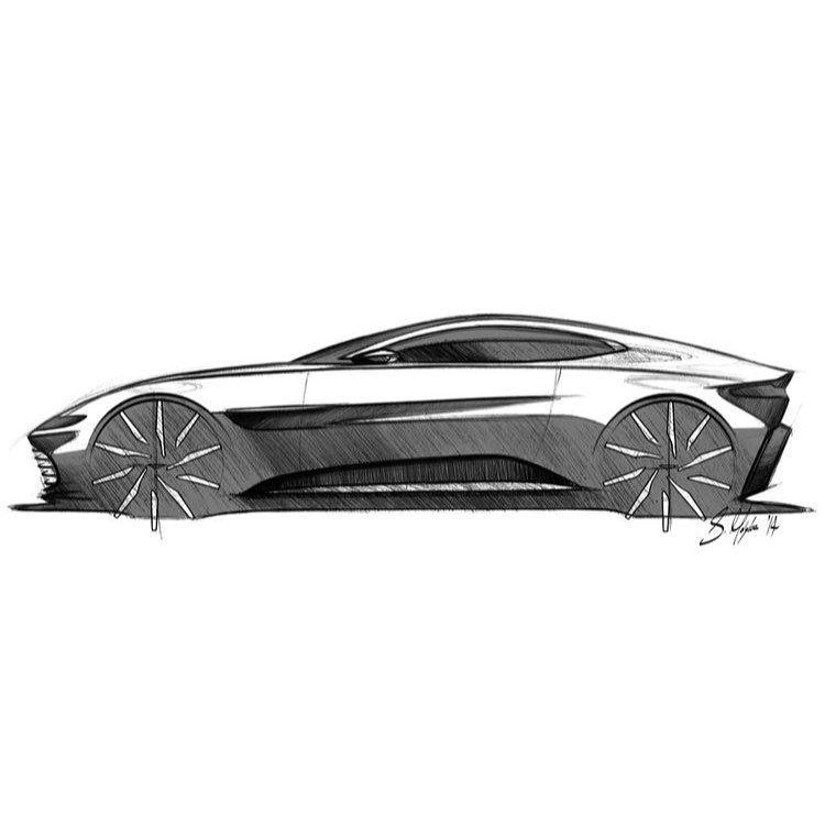 Db10 By Aston Martin Design Futuristic Cars Concept Car Design Car Design