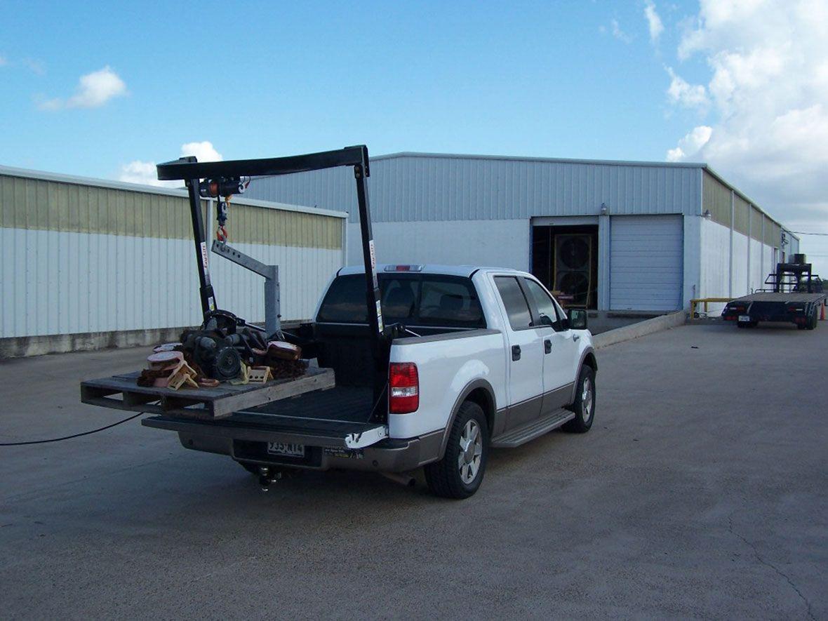 ezylift tradesman 2000 pound capacity Truck bed