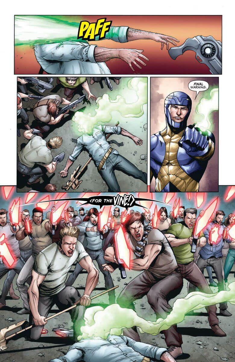 Preview: X-O Manowar #45