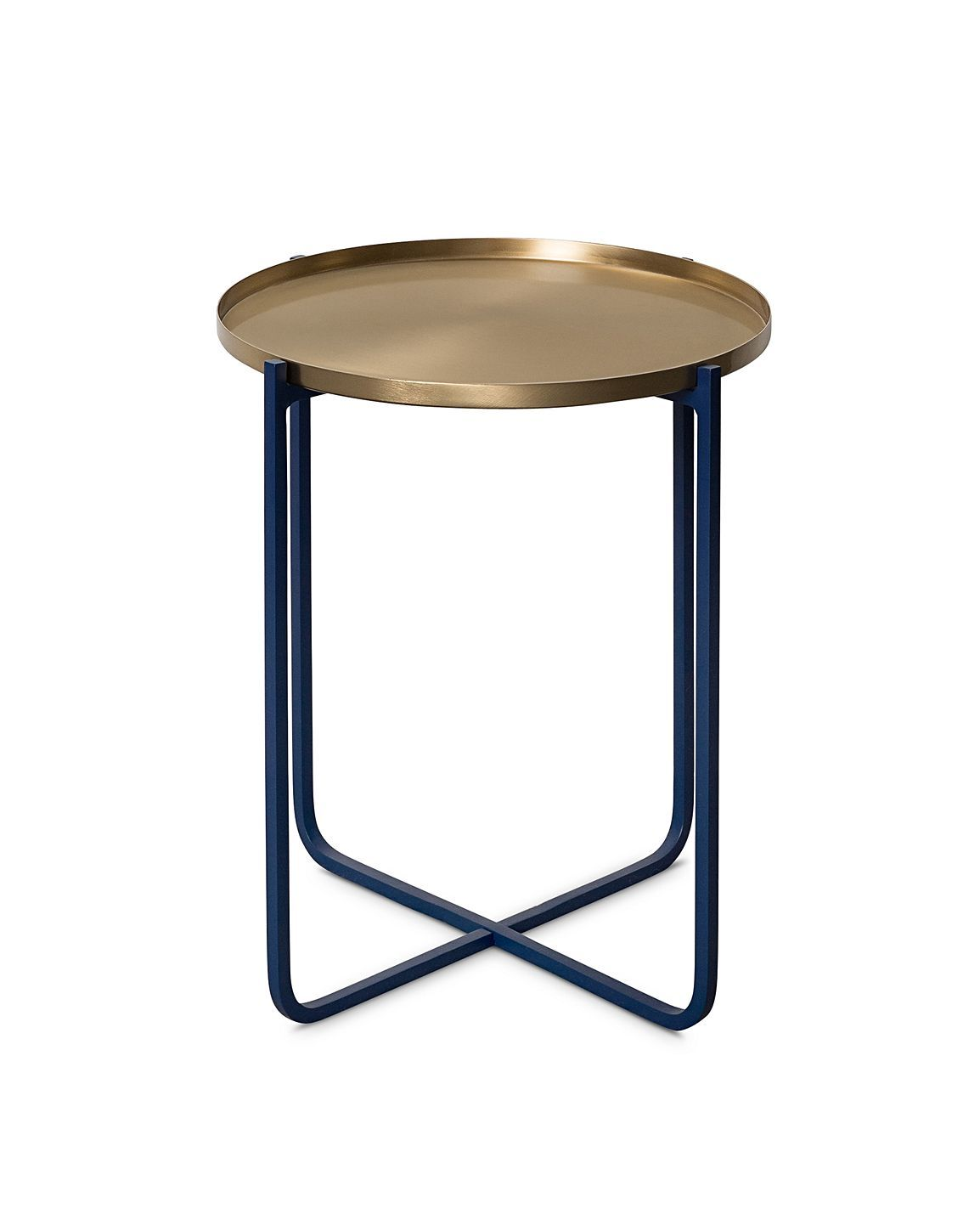 Iggy Metal Tray Side Table In 2019 Trays