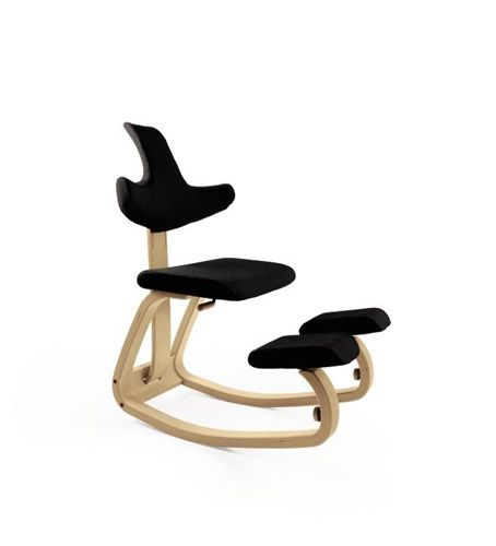 Thatsit Balans Chair W/ Back By Varier