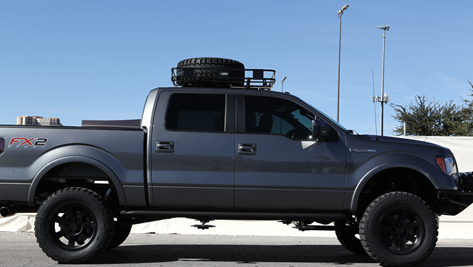 Ford F 150 Roof Rack Google Search Truck Accessories Ford Trucks Ford F150