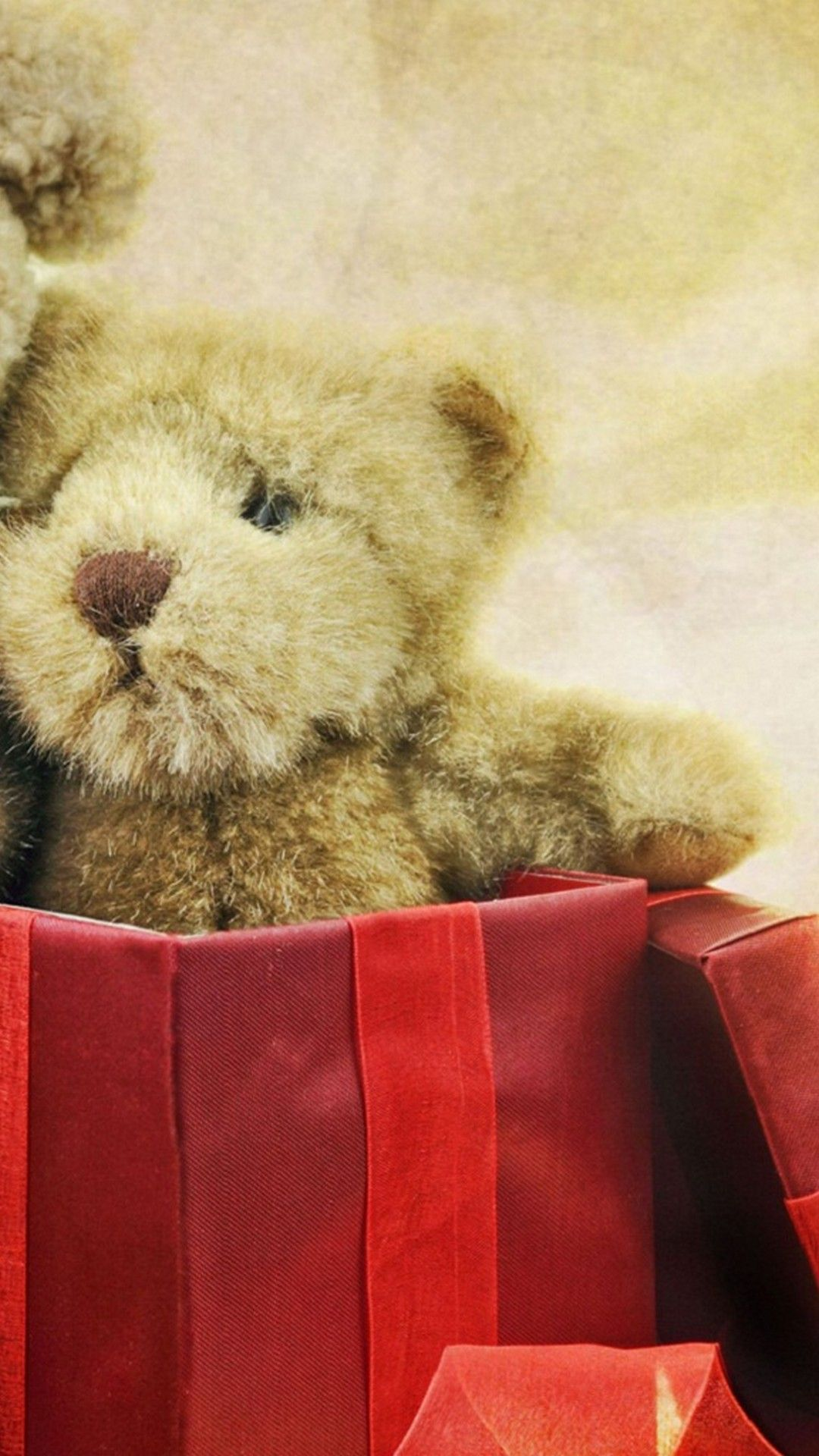 Wallpaper Android Big Teddy Bear Android Wallpapers Pinterest