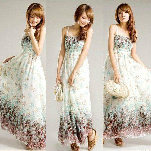 dress vintage woman Exotic