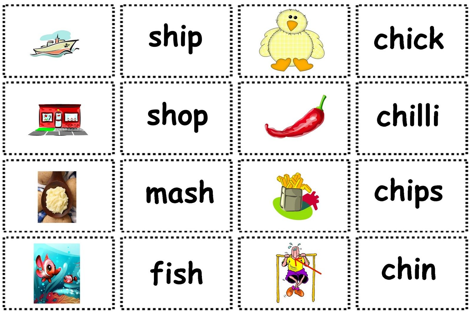 Sh Worksheets To Print