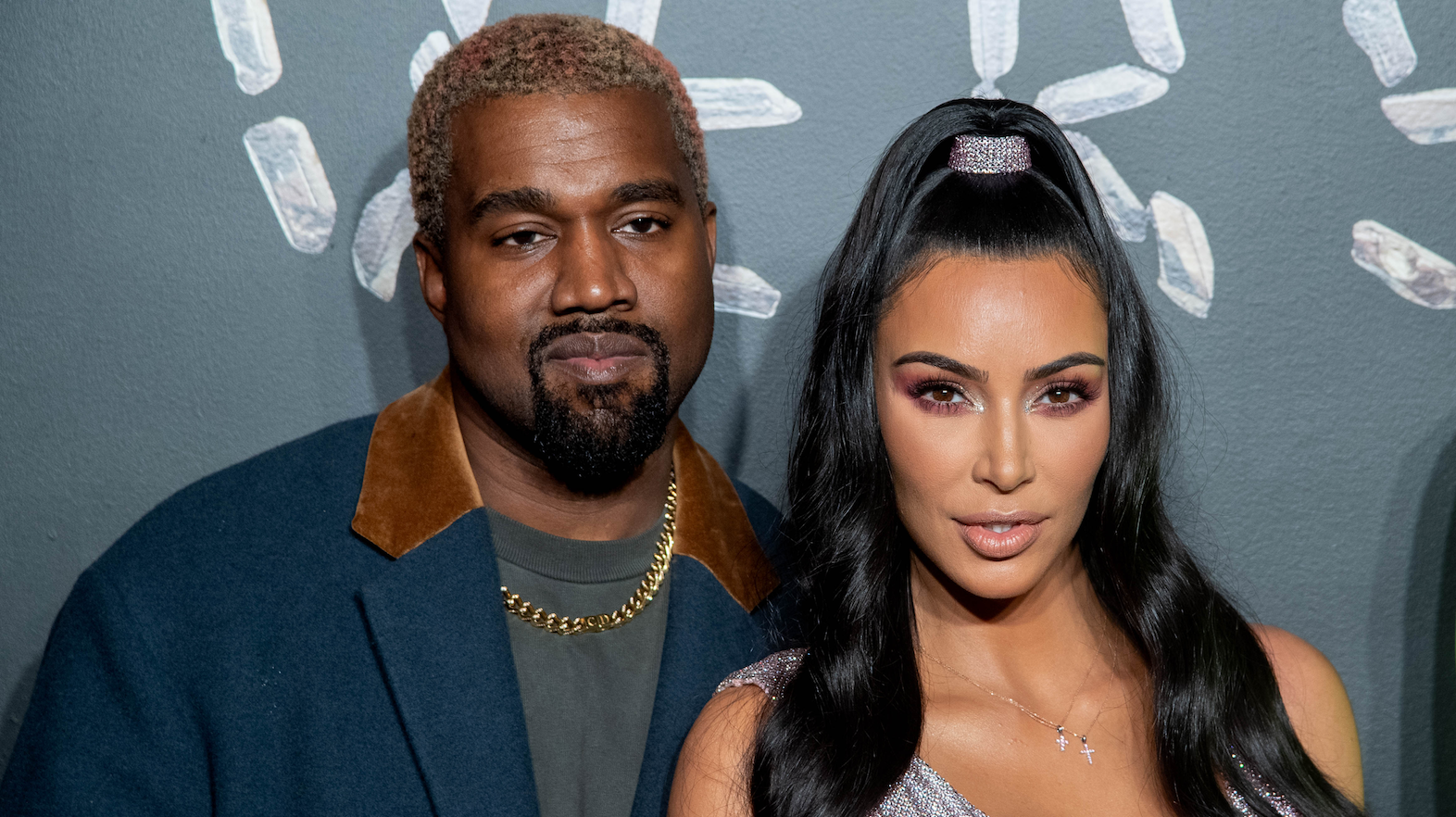 Kim Kardashian Says Guests Broke Down In Tears During Kanye West S Sunday Service It Was Magical Kanye West And Kim Kim Kardashian And Kanye Kim Kardashian