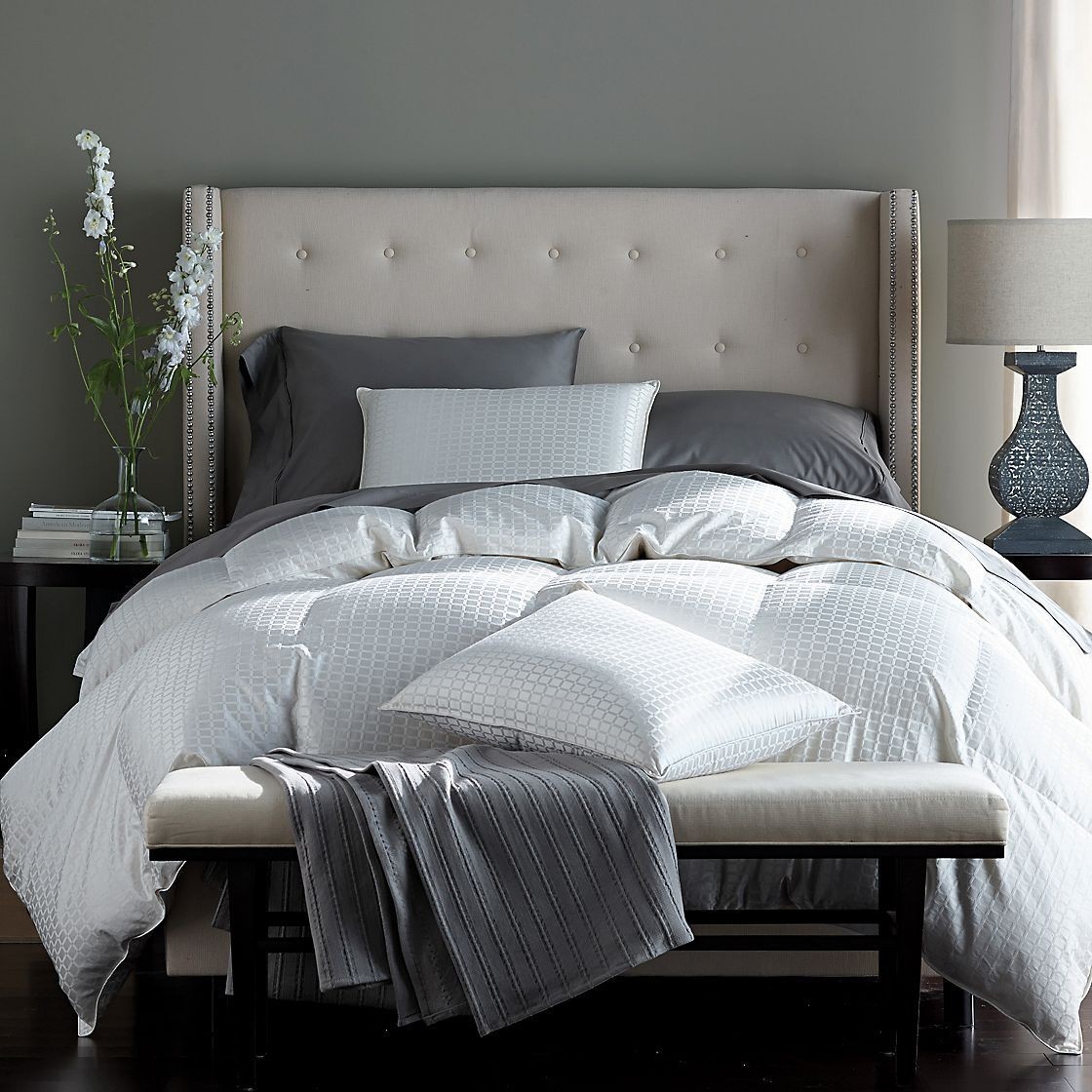 Legends Royal White Goose Down Comforter