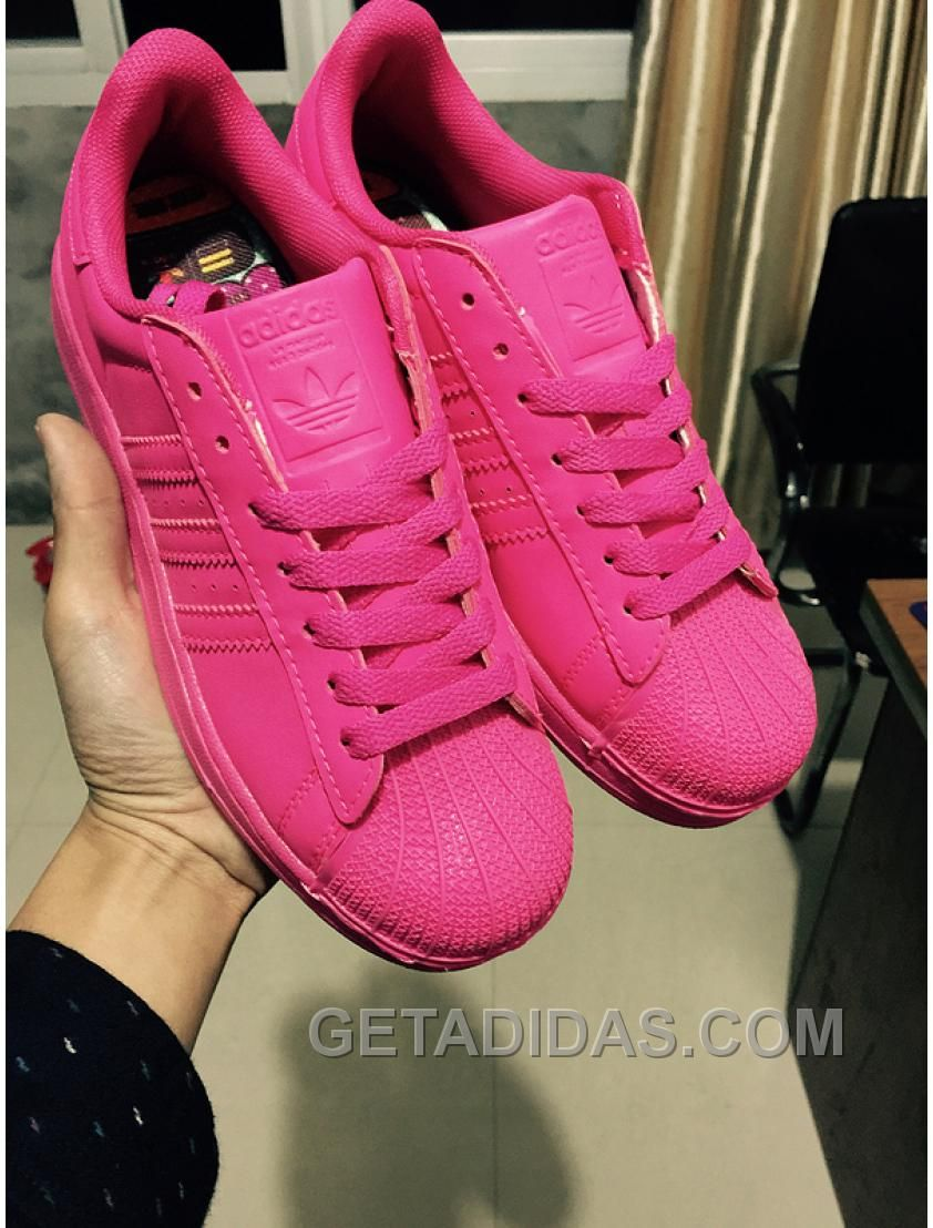 adidas superstar supercolor rose femme