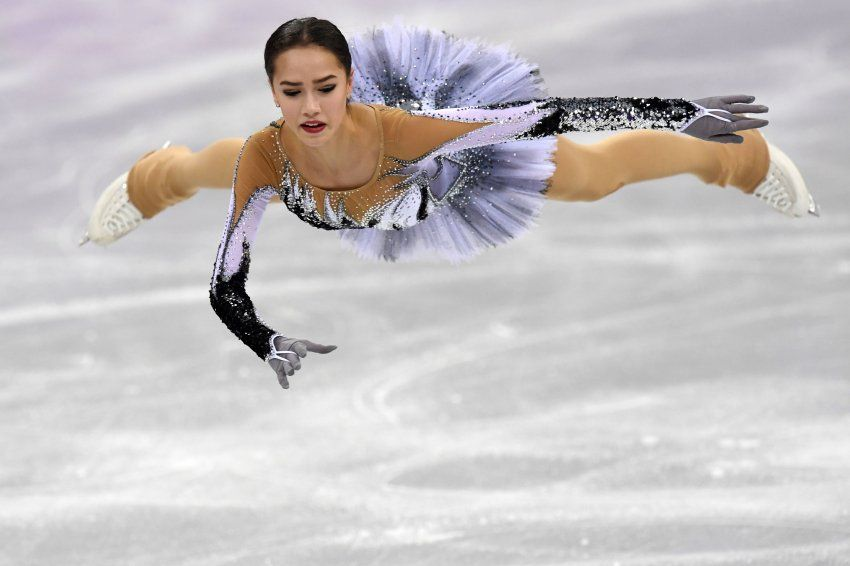 Eislaufen Olympia
