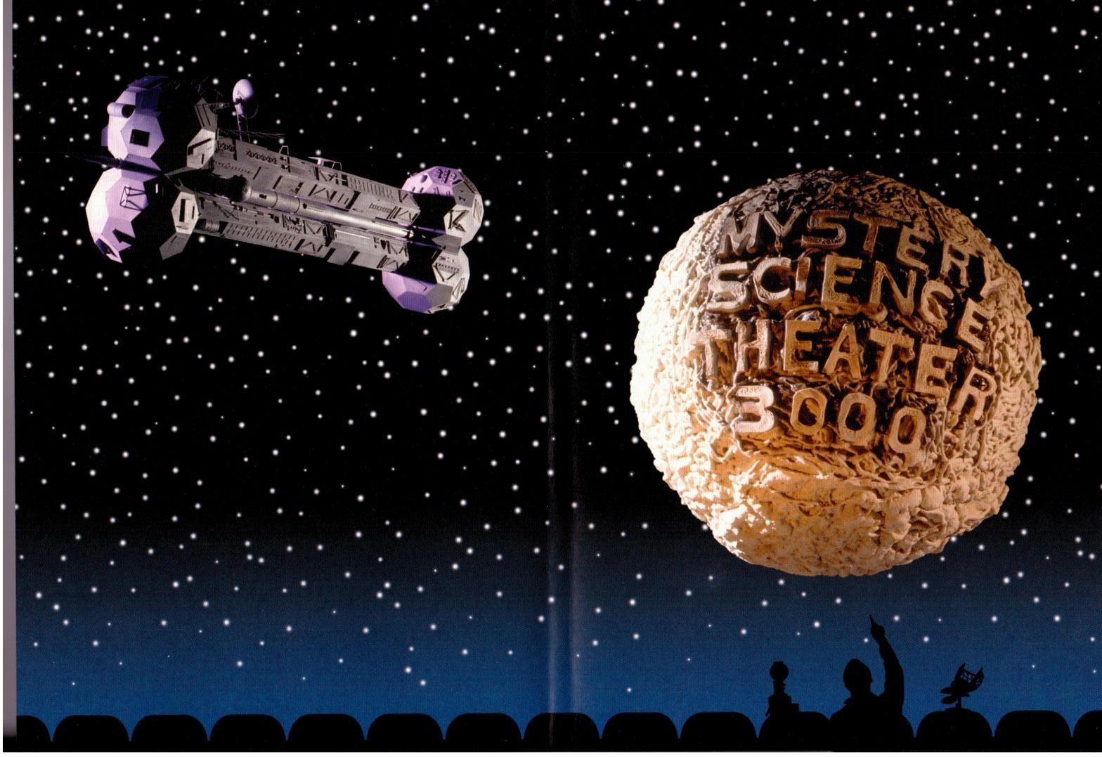 Mst3k Wallpaper Odd Names Mystery Science Sci Fi