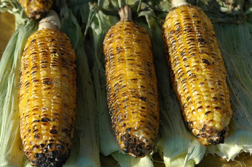 J & D's - Everything Should Taste Like Bacon: Baconnaise Corn on the Cob