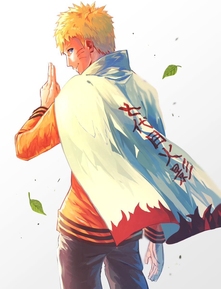 7th Hokage Uzumaki Naruto With Images Naruto Uzumaki Anime