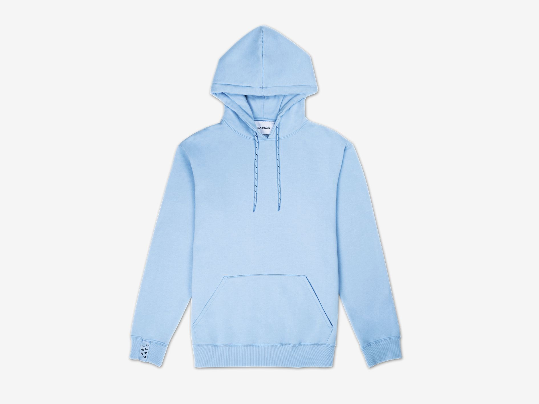 eeb8e1338 AXEL ARIGATO - Essencu Hoodie Light Blue Cotton | À La Mode in 2019 ...