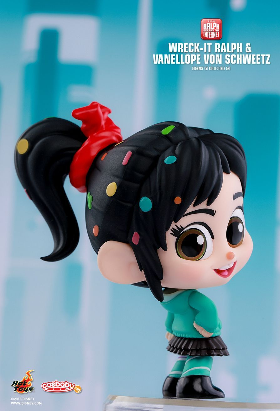 Hot Toys Ralph Breaks The Internet Wreck It Ralph Vanellope