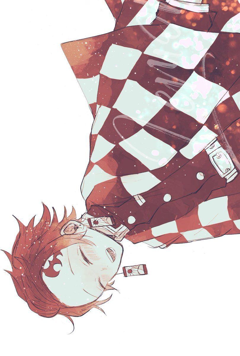 炭治郎 鬼化注意 悲しいけど覚醒した炭治郎くんが本当に美しくて何度見てもびっくりしてる にこのイラスト かわいい男の子のアニメキャラ イラスト 漫画 画像