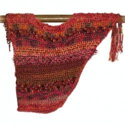 Freestyle crochet Cheeky Vest/Top