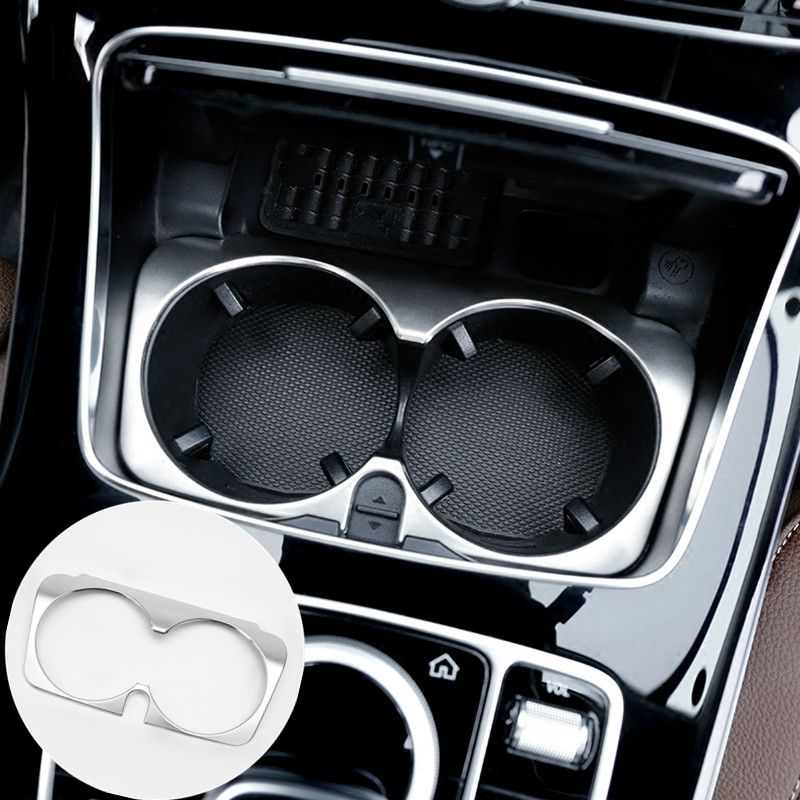 For mercedes benz e class w213 interior water cup holder for Mercedes benz e class accessories