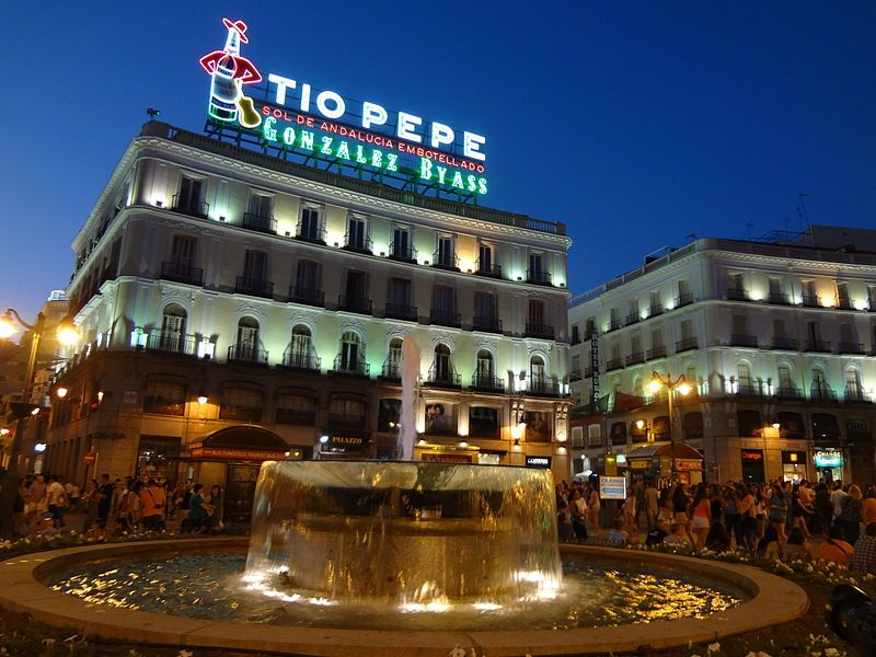 The Top 10 Things To Do And See In Puerta Del Sol Madrid Spain Travel Madrid Things To Do