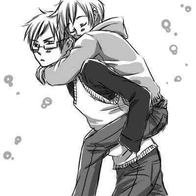 Sufin Yet Another Otp Of Mine Hetalia Ride Drawing
