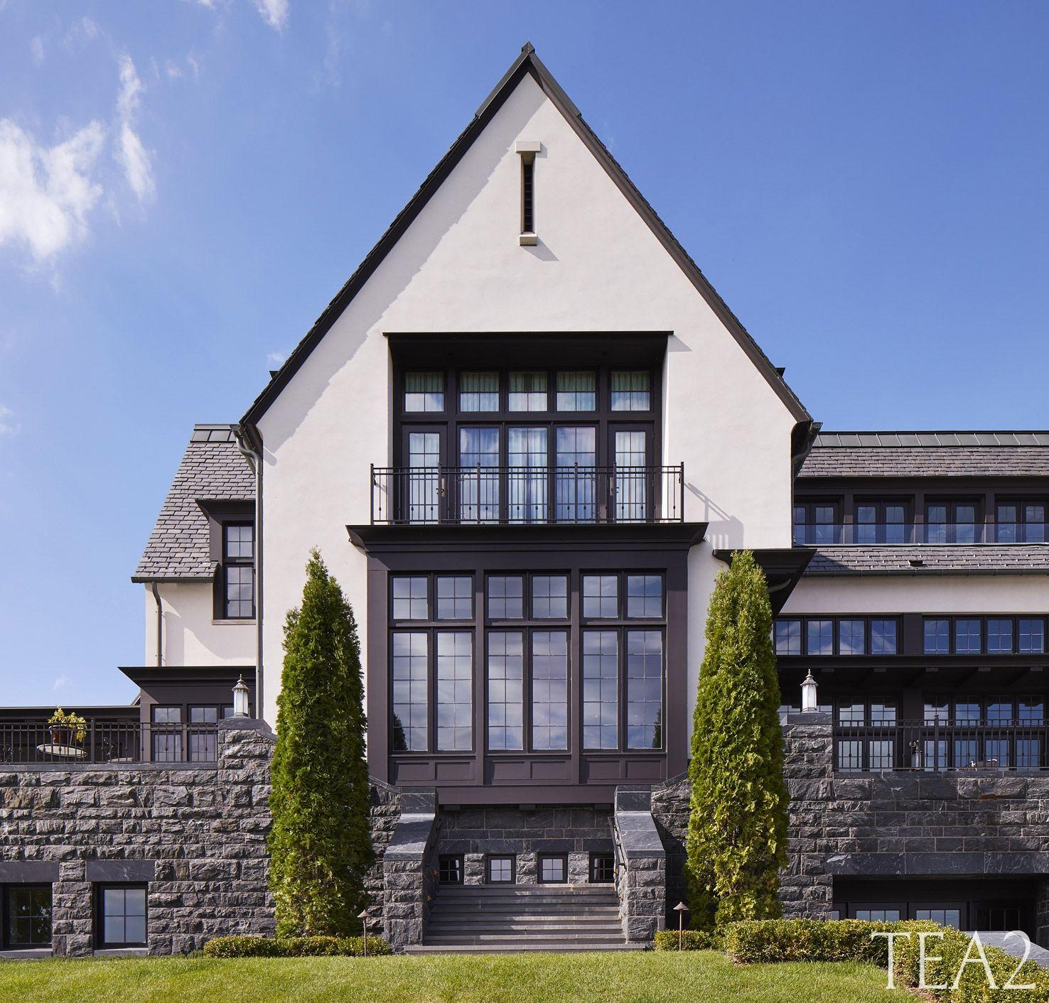 Unique Home Exterior Design: From The Portfolio Of TEA2 Architects
