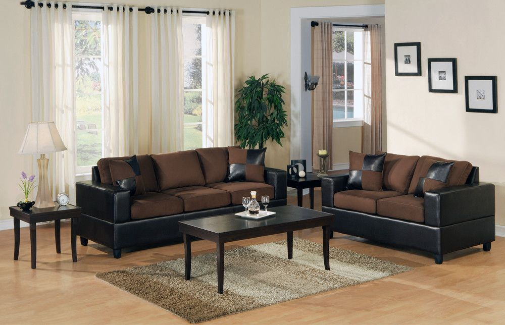 2pc living room set at easy credit famsa
