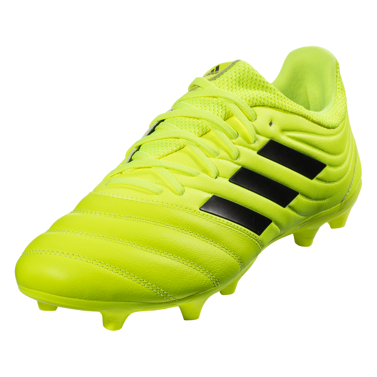 d770ac6bc92 adidas Copa 19.3 FG Firm Ground Soccer Cleat Solar Yellow/Black ...
