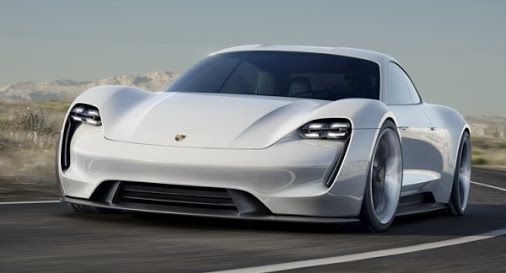 OMG! The Best New Electronic-Powered Porsche Ever, on International Motor Show…
