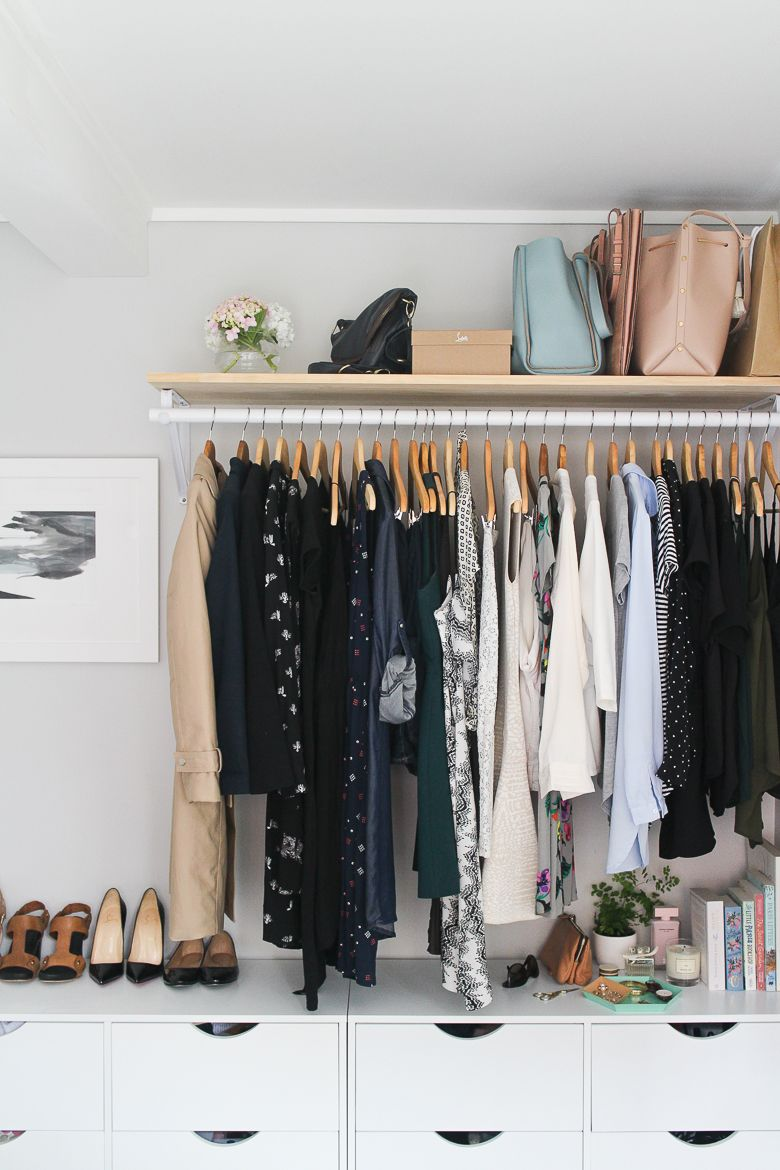 My Bedroom And Open Wardrobe Made From Scratch Bedroom