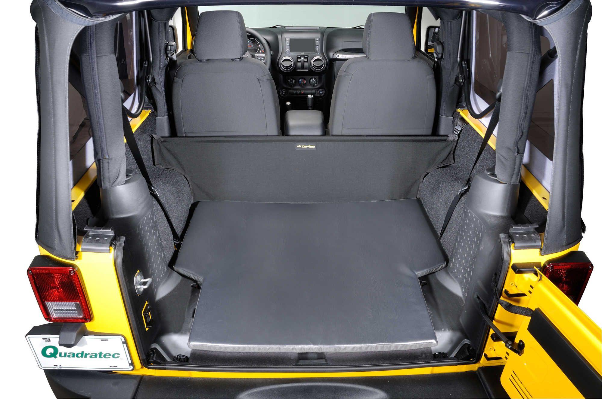 Dirtydog 4x4 J2pp07rcbk Crash Pad For 07 15 Jeep Wrangler Jk 2 Door Quadratec Jeep Interiors Jeep Jeep Wrangler