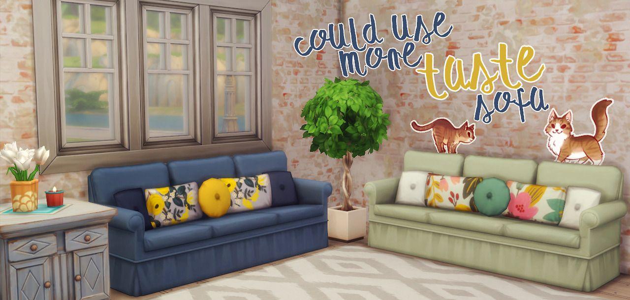Maxis Match Cc Sims 4 Cc Furniture Sims 4 Custom Content Sims