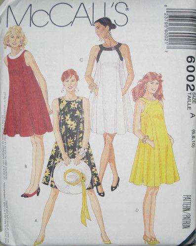 15+ Trapeze dress patterns information