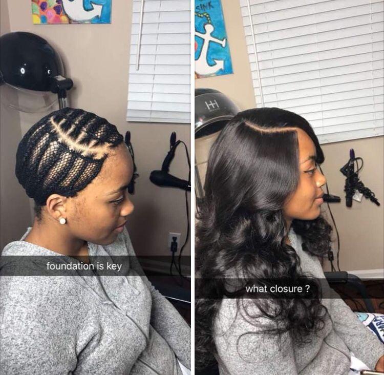 Closures Long Hair Styles Natural Hair Styles Hair Styles