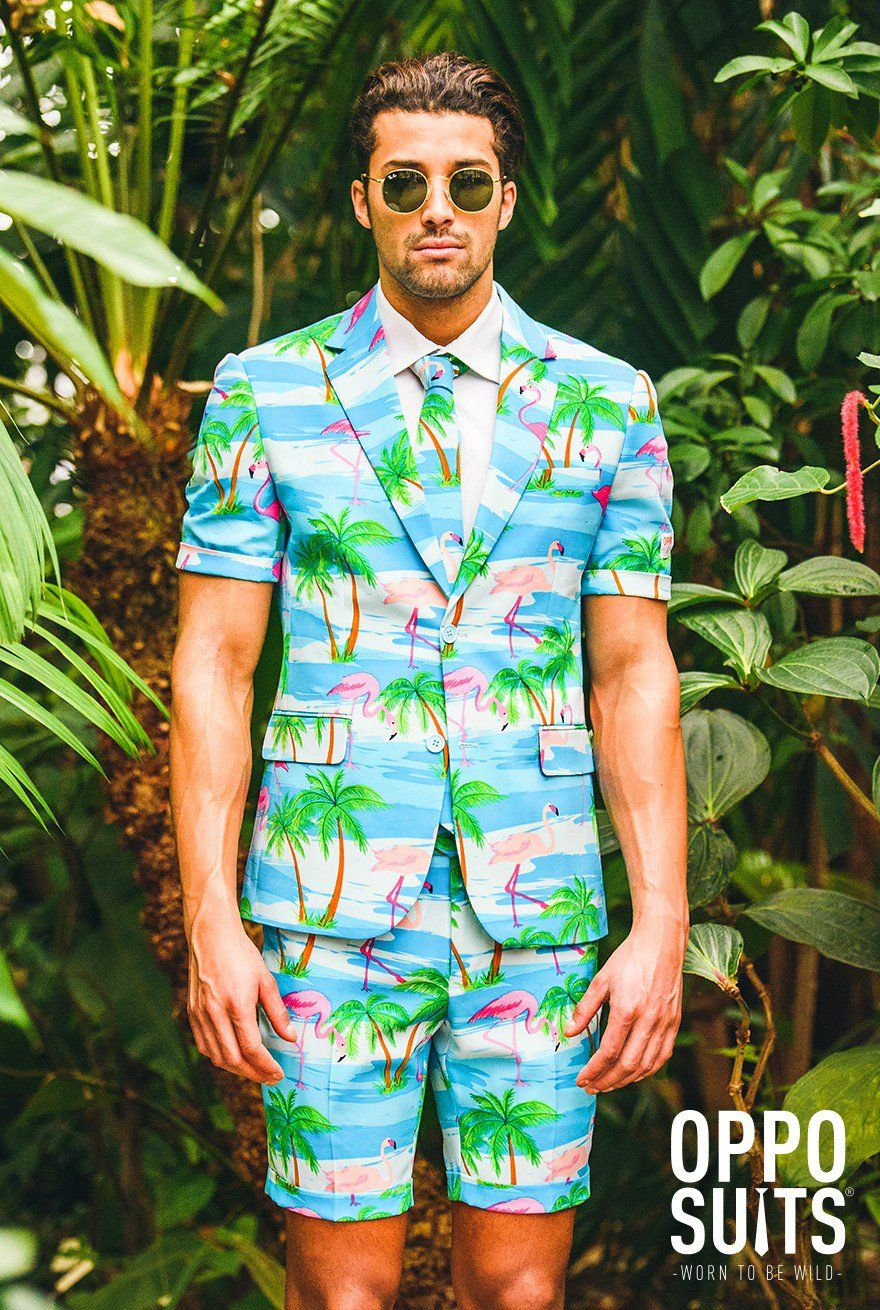 We NEED to see someone get married in one of these wild suits ...