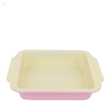 Buy Baking Dish Rectangular Mason Cash 26 cm - Pink Online India | Zansaar Kitchen Store