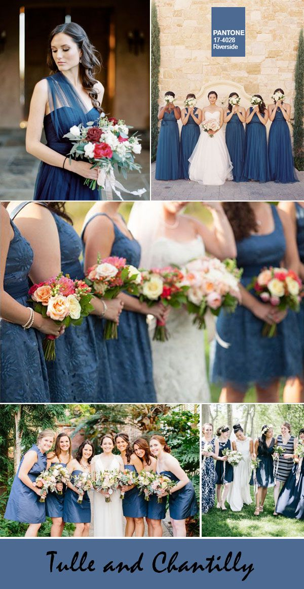 Navy patone top 10 wedding colors for autumn