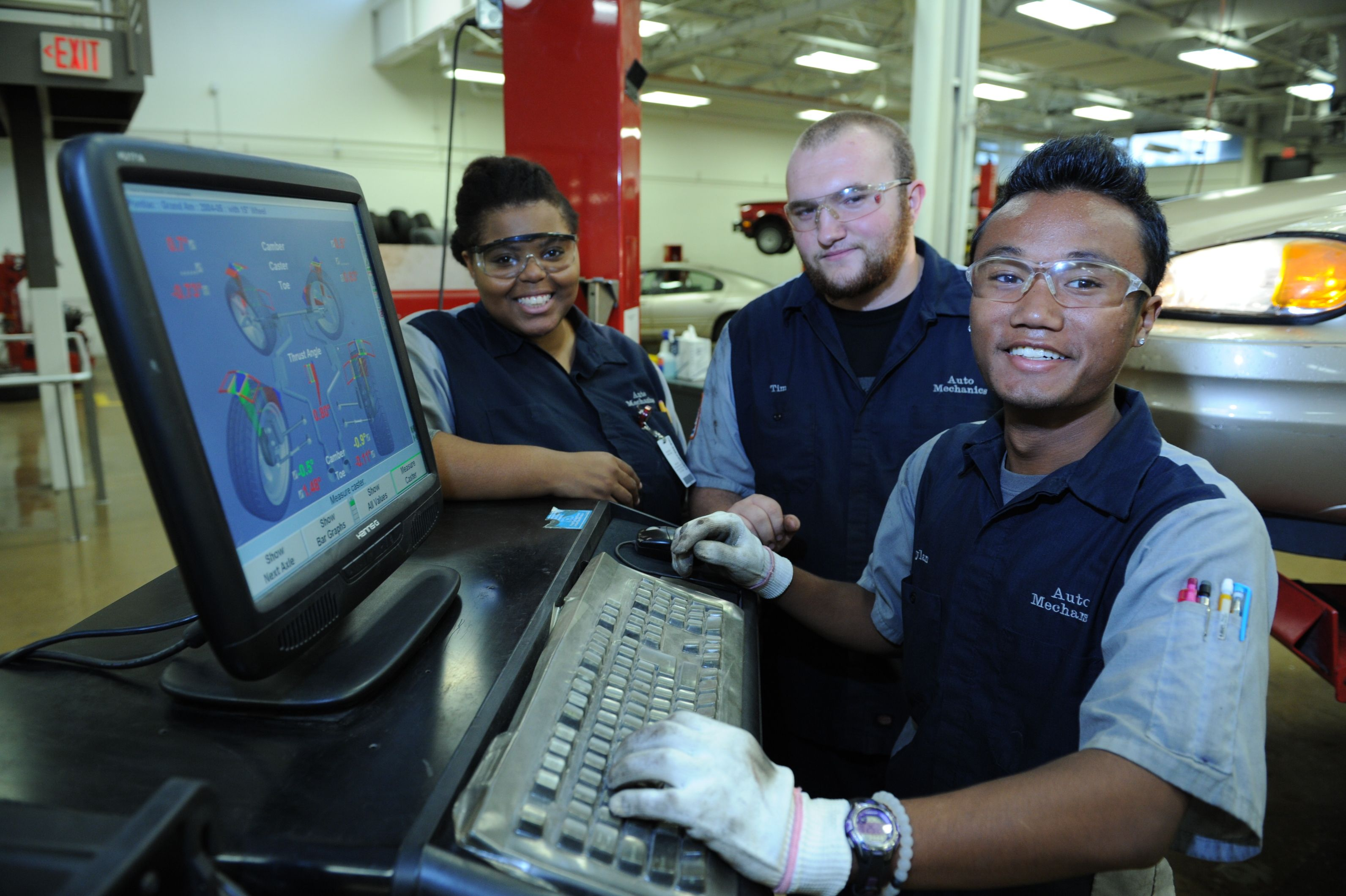 Automotive Technology - Mechanics   Preventive maintenance ...