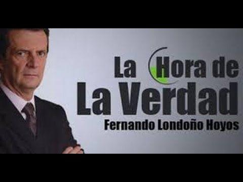 RESPUESTA A FERNANDO LONDOÑO, POR ATROPELLO Y MALTRATO AL CAMPESINO COLOMBIANO. - YouTube