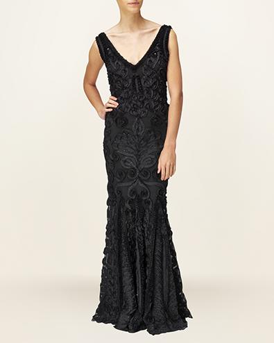 Phase Eight Black Paloma Long Dress Clothes Pinterest
