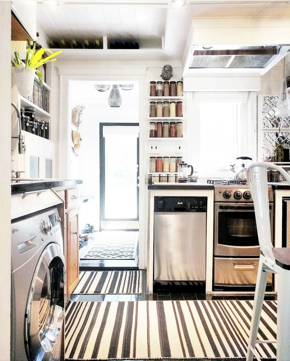 Eclectic Home Tour - Insieme House | Tiny houses, House tours and ...