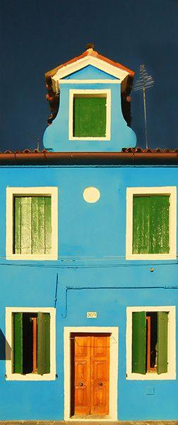 azuis + verdes + pitada de laranja