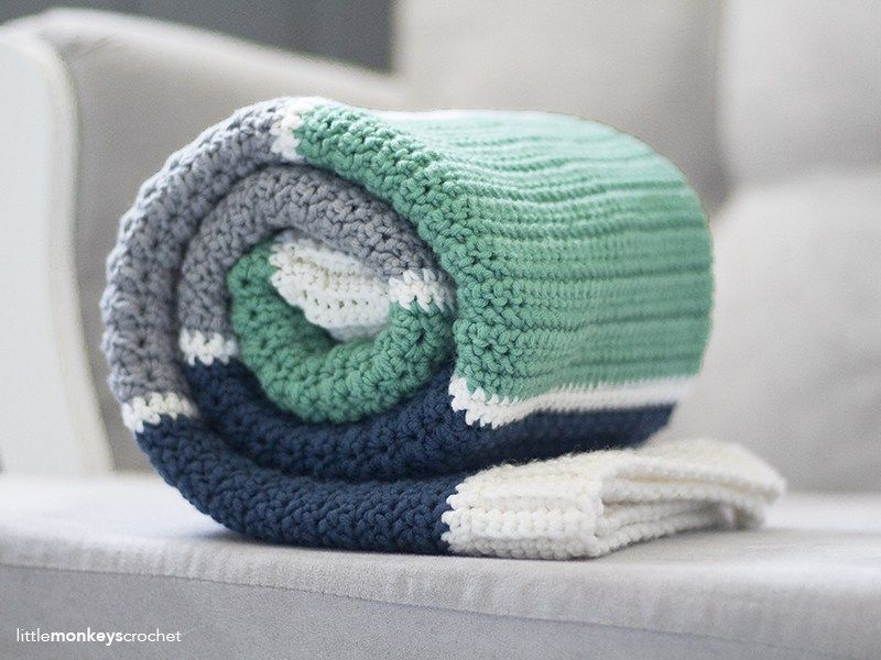 Henry\'s Baby Blanket