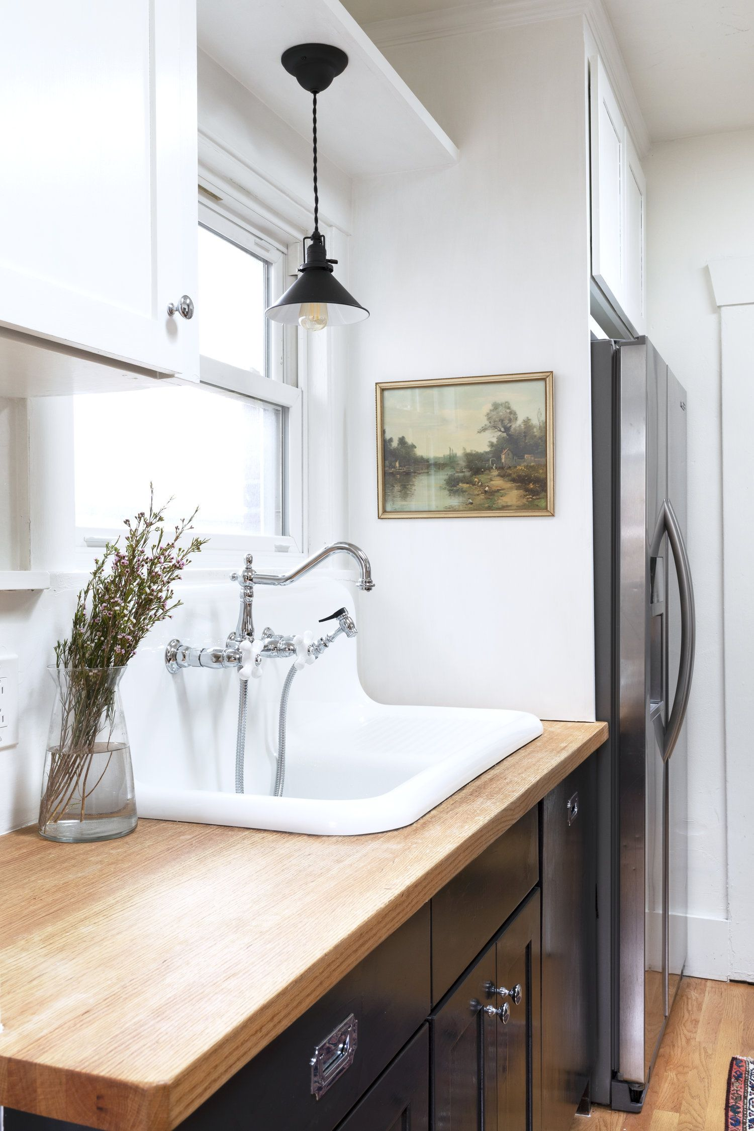 Dexter House Kitchen How To Make A New Faucet The Centerpiece